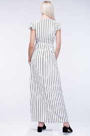 Honey Punch Stripe Maxi Dress - Side cropped