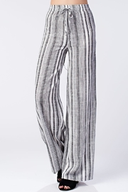 Honey Punch Stripe Pants - Product Mini Image