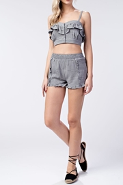 Honey Punch Sweetheart Crop Top - Product Mini Image