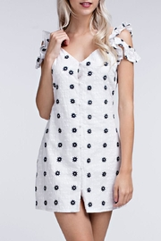 Honey Punch The Daisy Dress - Product Mini Image