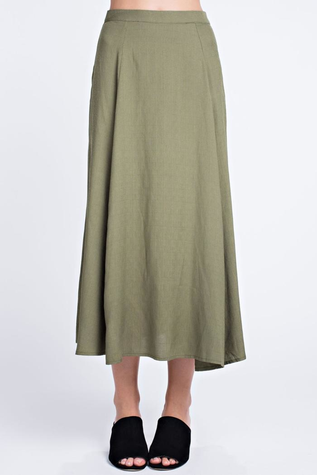 Honey Punch The Getaway Skirt - Front Cropped Image