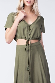 Honey Punch The Getaway Top - Product Mini Image