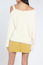 Honey Punch Warm-Fuzzy Feelings Sweater - Product Mini Image