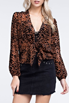 Shoptiques Product: Wild Things Top