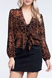 Honey Punch Wild Things Top - Product Mini Image