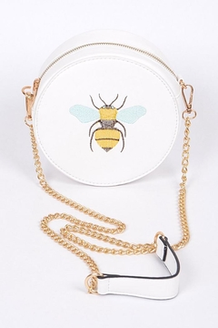 Shoptiques Product: Honeybee Circle Purse