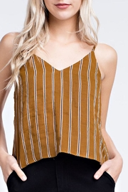 honeybelle Camel Colored Tank - Product Mini Image