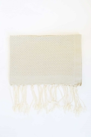 The Birds Nest HONEYCOMB GUEST TOWEL (BEIGE) - Product Mini Image