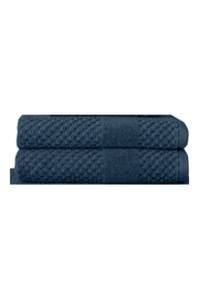 CHORTEX HONEYCOMB HAND TOWEL - Front cropped