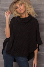 Wooden Ships Honeycomb Poncho - Product Mini Image