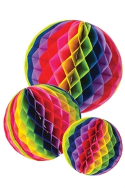 Party Partners Honeycomb Tissue Balls - Product Mini Image
