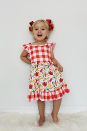 HONEYDEW Back To School Time Dress - Product Mini Image