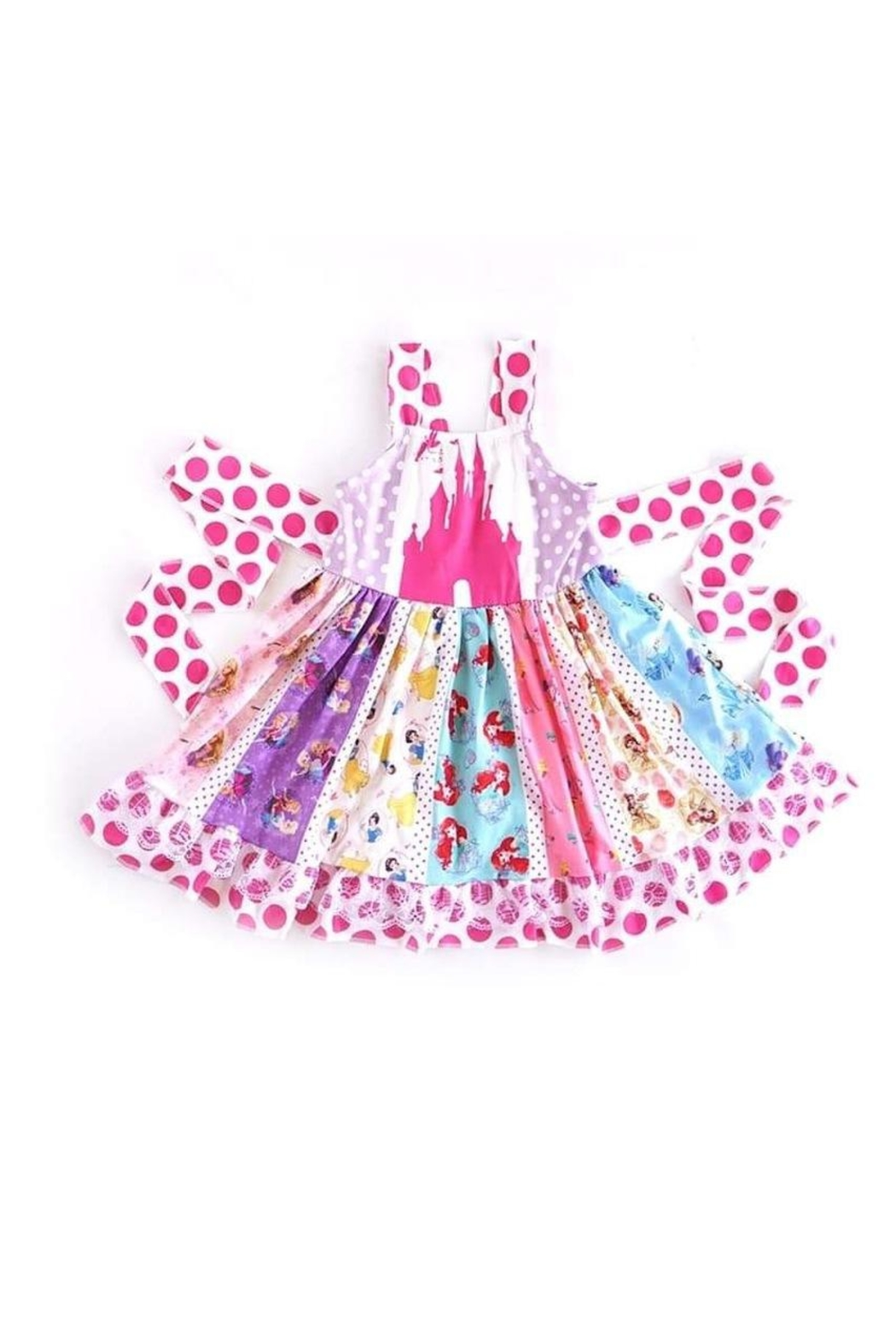 HONEYDEW Disney Princess Dress - Main Image