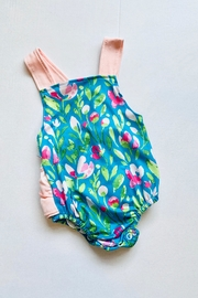 HONEYDEW Floral Romper - Front cropped