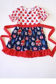 HONEYDEW School Time Dress - Front cropped