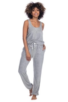 Shoptiques Product: French Terry Jumpsuit