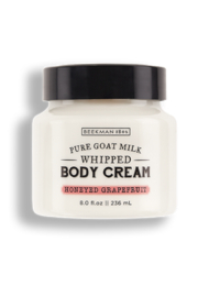 Beekman 1802 Honeyed Grapefruit Whipped Goat Milk Body Cream - Product Mini Image