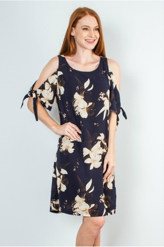 Simply Noelle Honolulu Cold-Shoulder Dress - Product List Image
