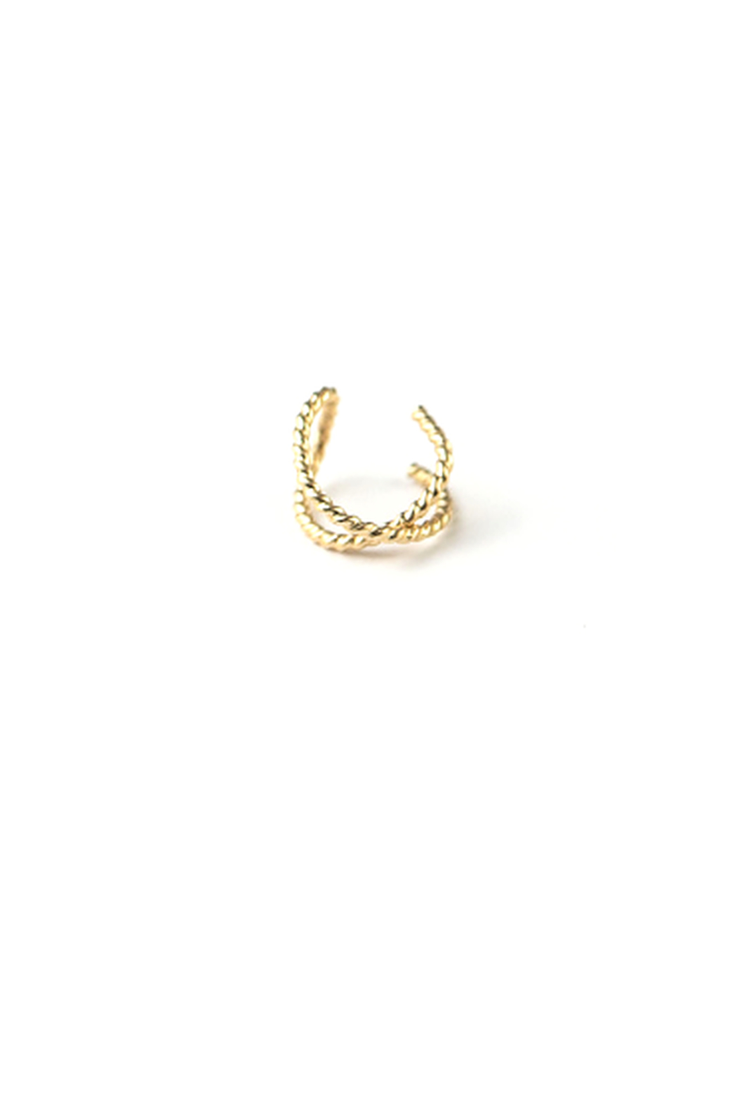 Sarah Briggs Honor Ear Cuff - Front Cropped Image