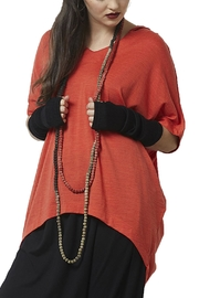 Siren Hooded Cape - Front cropped