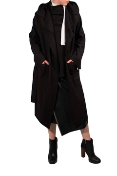 Helena Jones Hooded Coat - Alternate List Image