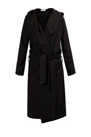 Helena Jones Hooded Coat - Product Mini Image