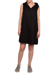 Helena Jones Hooded Dress - Front cropped