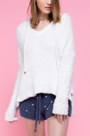 POL Hooded Fleece - Front cropped