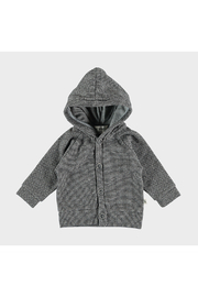 Petit Indi Hooded Jacket - Product Mini Image