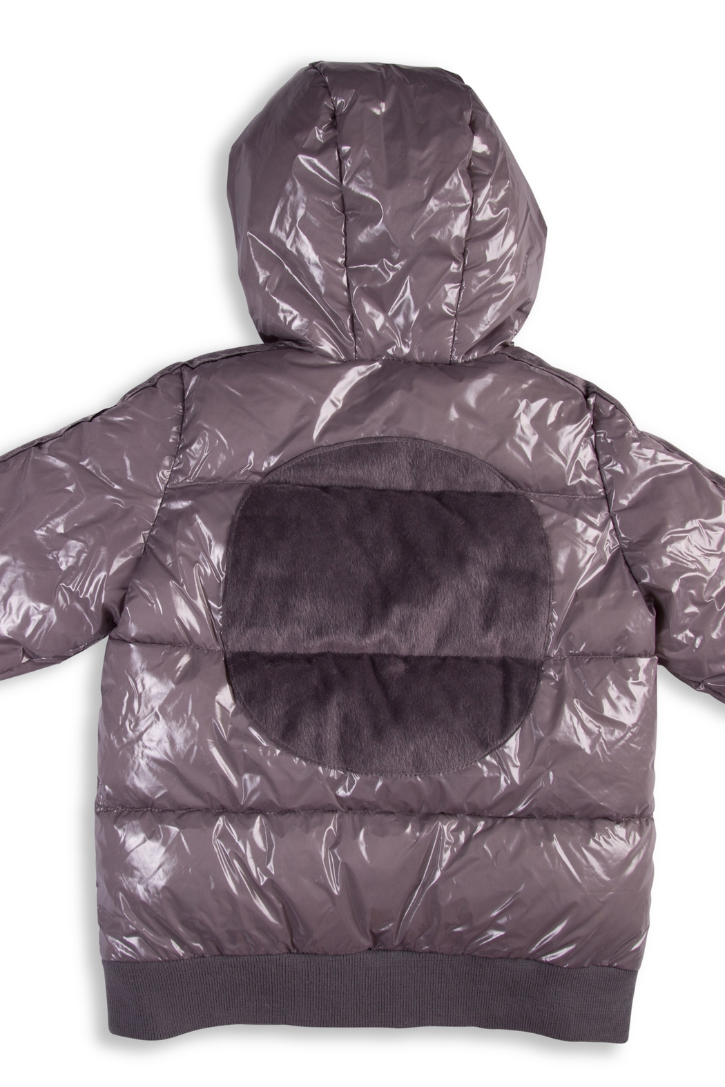 COZY COOP  Hooded Jacket Perfect puffer jacket for kids - Front Full Image