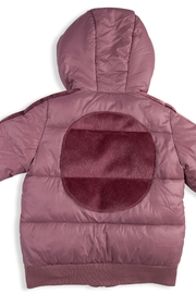 COZY COOP  Hooded Jacket Perfect puffer jacket for kids - Front full body