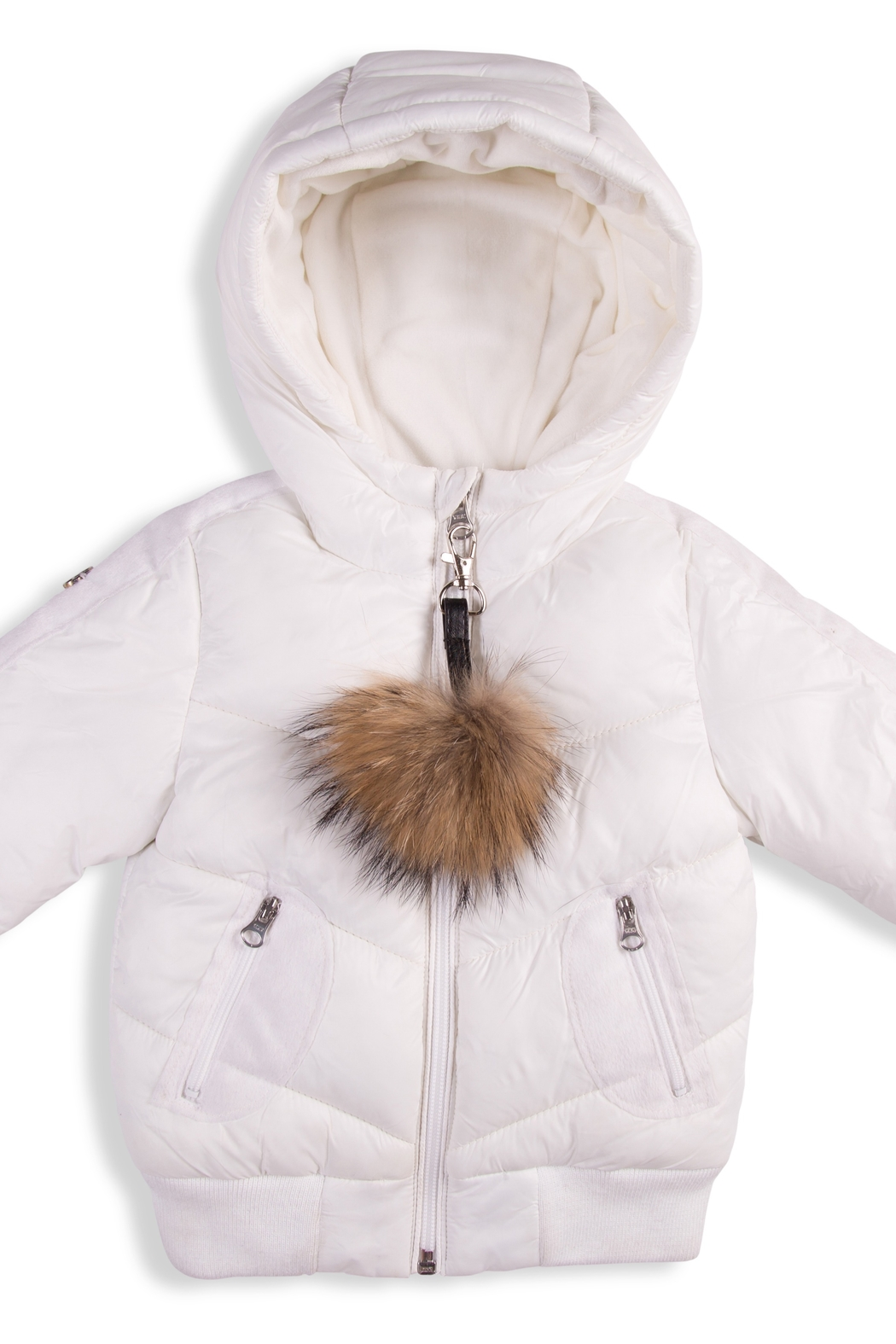 COZY COOP  Hooded Jacket Perfect puffer jacket for kids - Main Image