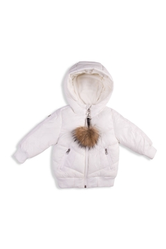 Shoptiques Product: Hooded Jacket Perfect puffer jacket for kids