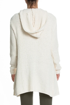 Elan Hooded Open Cardigan - Alternate List Image