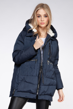 Dex Hooded Puffer Parka - Product List Image