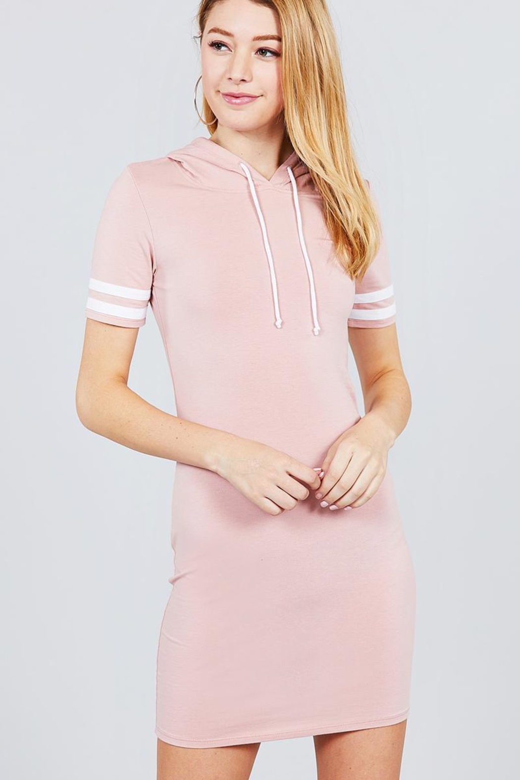 4190ad8e0 Active Basic Hoodie Dress from New York by Dor L'Dor — Shoptiques