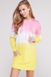 day and night Hoodie Dress - Product Mini Image