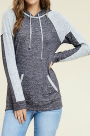Staccato Hoodie Pull Over - Product Mini Image