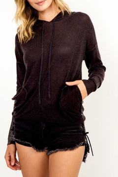 Olivaceous Hoodie Sweater - Product List Image