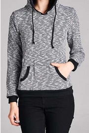 DNA Couture Hoodie With Pockets - Product Mini Image