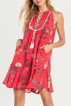 Shoptiques Product: Hooked-On-You Halter Dress