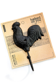 Giftcraft Inc.  Hooked on You Rooster - Side cropped