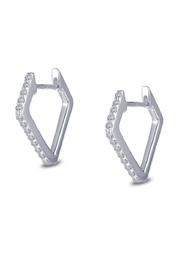 Lafonn Hoop Earrings - Product Mini Image