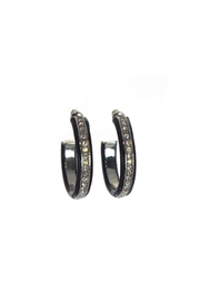 Diane's Accessories Hoop Earrings - Product Mini Image