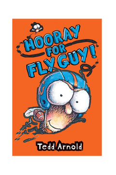 Scholastic Hooray For Fly Guy - Alternate List Image