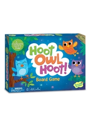 Peaceable Kingdom Hoot Owl Hoot - Front cropped