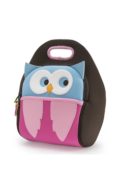 Dabbawalla Hoot Owl Lunchbag - Product List Image