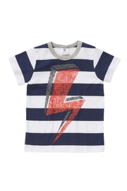 Hootkid Lightening Bolt Top - Product Mini Image
