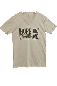 Never Lose Hope Designs Hope Missouri Top - Product List Image
