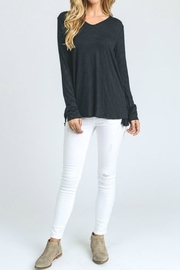 Hopely Stripe Top - Side cropped